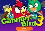 เกมส์ปืนใหญ่แองกี้เบิร์ด ( Cannon Bird )