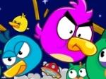 เกมส์แองกี้เบิร์ดปืนใหญ่ 4 Angry Ducks 4