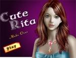 เกมส์แต่งหน้านักร้อง Cute Rita