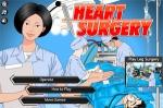 เกมส์ผ่าตัดคนไข้ Heart Surgery