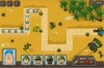 เกมส์ตั้งฐานปะทะซอมบี้ Mexican Zombie Defense