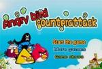 เกมส์แองกี้เบิร์ดหมูเขียว Angry Bird Counterattack