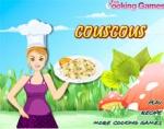 เกมส์ทำคูสคูส Couscous Cooking