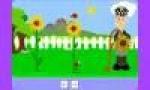 เกมส์รดน้ำผักดอกไม้