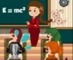 เกมส์แกล้งครูNaughty Girl